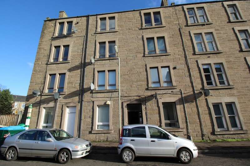 1 Bedroom Flat for sale in Benvie Road, Dundee, DD2