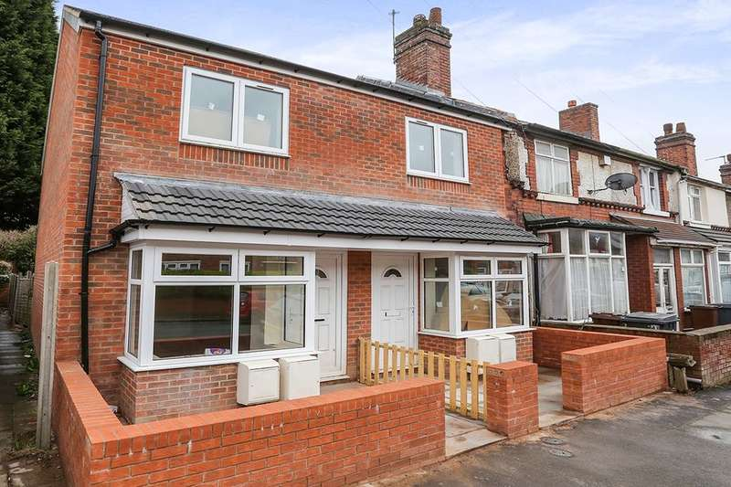 3 Bedrooms Property for sale in Ashley Street, Bilston, WV14