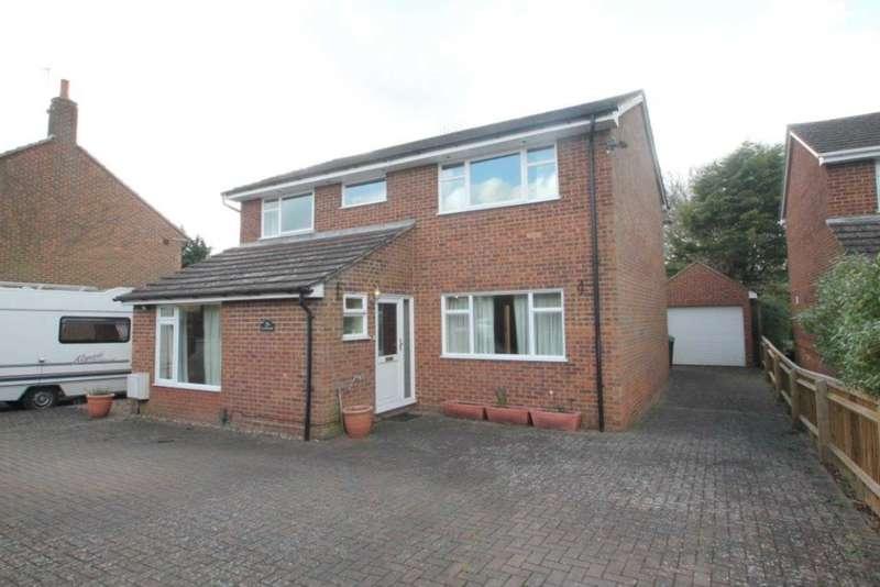 4 Bedrooms Detached House for sale in Rant Meadow, Hemel Hempstead