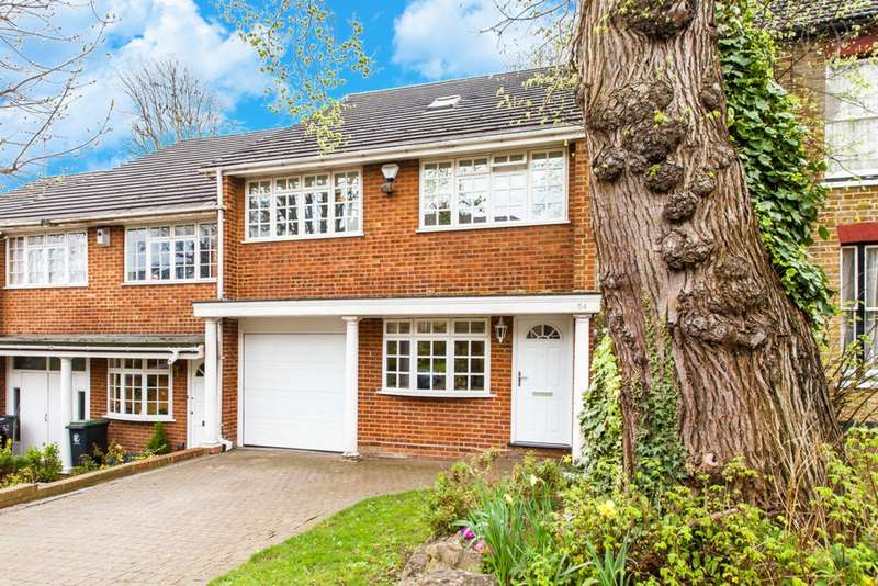 4 Bedrooms House for sale in Russell Road, Buckhurst Hill, IG9