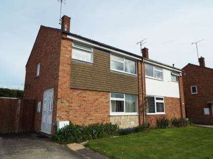 3 Bedrooms Semi Detached House for sale in Read Way, Bishops Cleeve, Cheltenham, Gloucestershire
