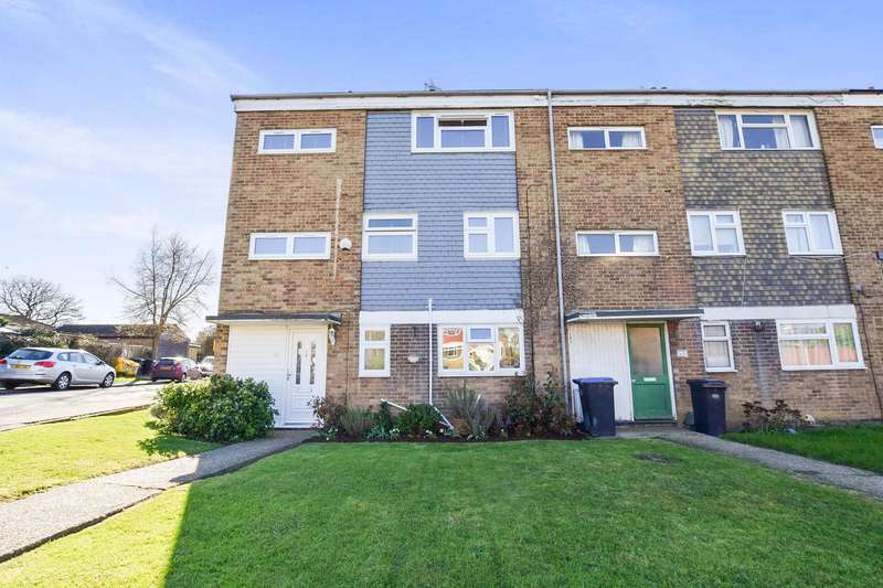 5 Bedrooms End Of Terrace House for sale in Rundells, Harlow, CM18