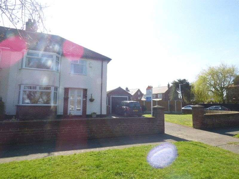 3 Bedrooms Semi Detached House for sale in St Michaels Road, Blundellsands, Crosby
