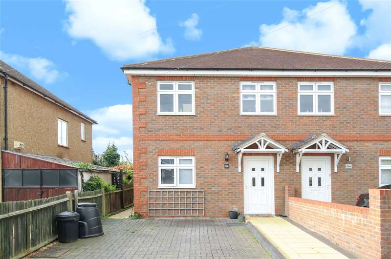 3 Bedrooms Semi Detached House for sale in Northolt Avenue, Ruislip, Middlesex, HA4