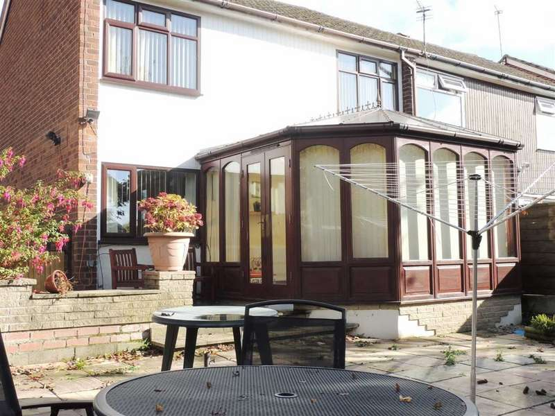 3 Bedrooms Property for sale in Rishworth Close, Offerton, Stockport