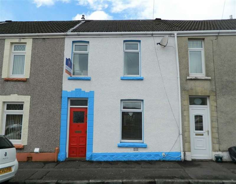 3 Bedrooms Property for sale in Hill Street, Swansea
