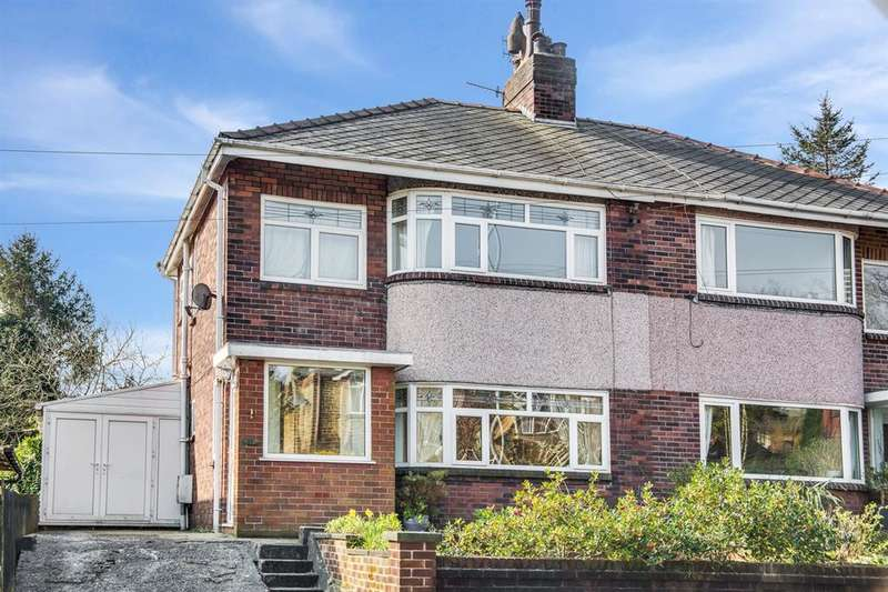 3 Bedrooms Semi Detached House for sale in Shore Road, Littleborough, OL15 9LG