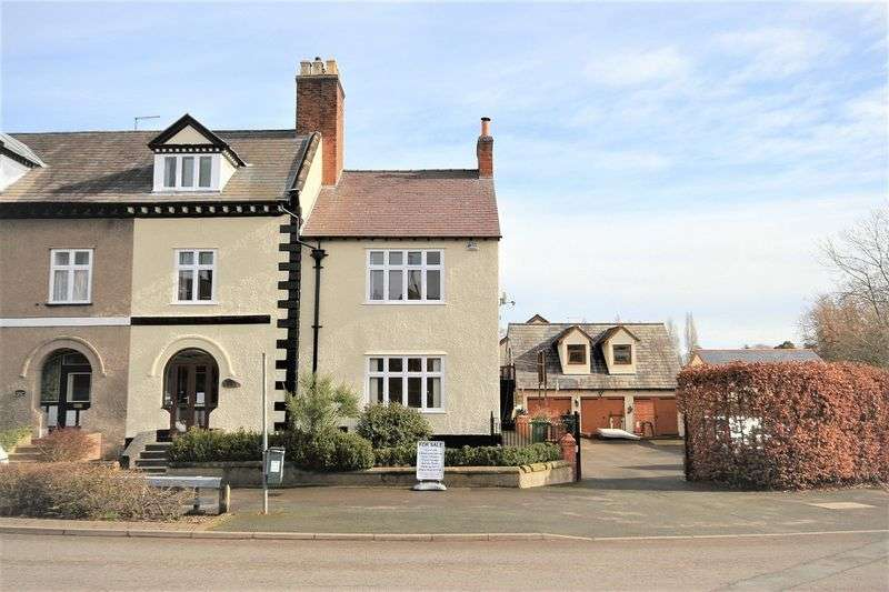 6 Bedrooms Semi Detached House for sale in Bargates, Whitchurch