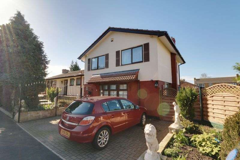 3 Bedrooms Detached House for sale in The Paddocks, Crowle
