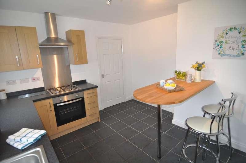 2 Bedrooms Semi Detached House for sale in Tudhoe Moor, Spennymoor DL16