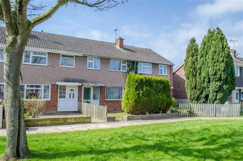3 Bedrooms Town House for sale in Tudor Green, Chester, Chester
