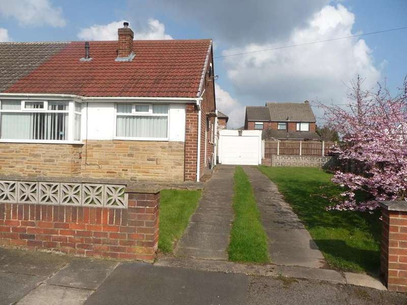 2 Bedrooms Semi Detached House for sale in Douglas Avenue Soothill Batley WF17 6HG