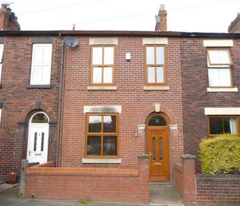 3 Bedrooms Terraced House for sale in Moor Road, Croston, PR26