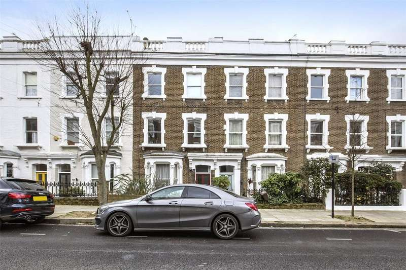 3 Bedrooms Flat for sale in Countess Road, London, NW5