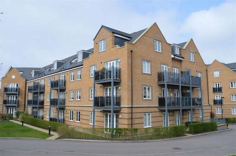 2 Bedrooms Flat for sale in 27 Constables Way, Hertford