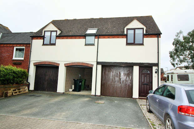 1 Bedroom Property for sale in Rydon Acres, Newton Abbot, TQ12