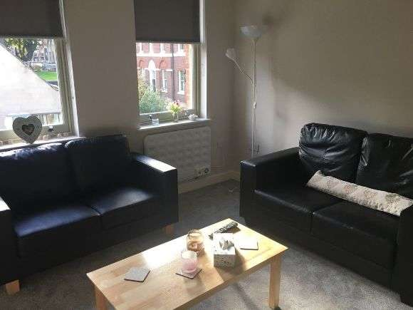 2 Bedrooms Flat for rent in Campo Lane, Sheffield