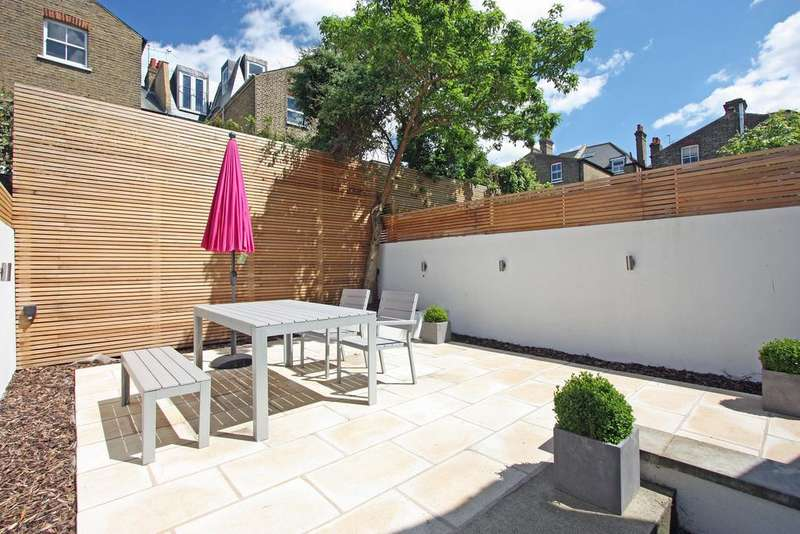 2 Bedrooms Flat for sale in Montholme Road, SW11