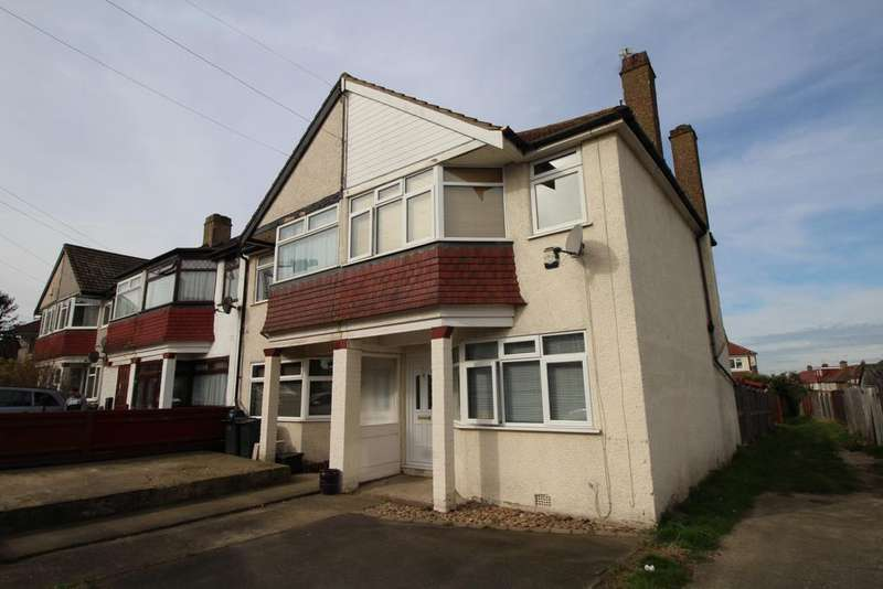3 Bedrooms End Of Terrace House for sale in Kingsridge Gardens Dartford DA1