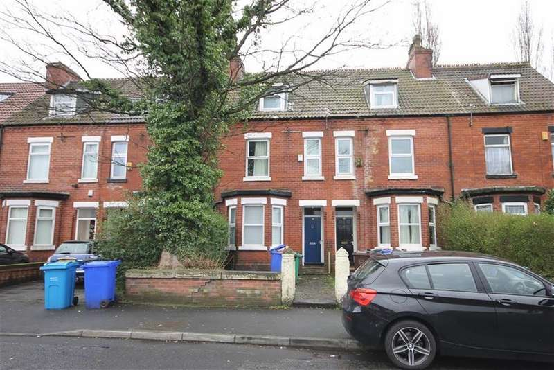 6 Bedrooms Terraced House for sale in Derby Road, Fallowfield, Manchester