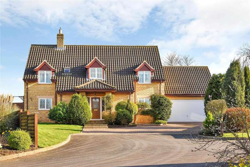 4 Bedrooms Detached House for sale in Manor Court, Waltham On The Wolds, Melton Mowbray