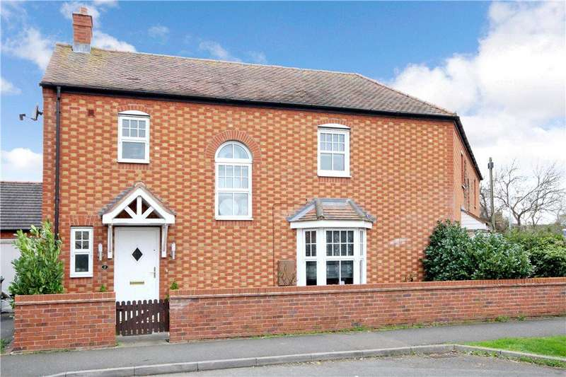 3 Bedrooms Semi Detached House for sale in Park Lane, Lower Quinton, Stratford-upon-Avon, CV37