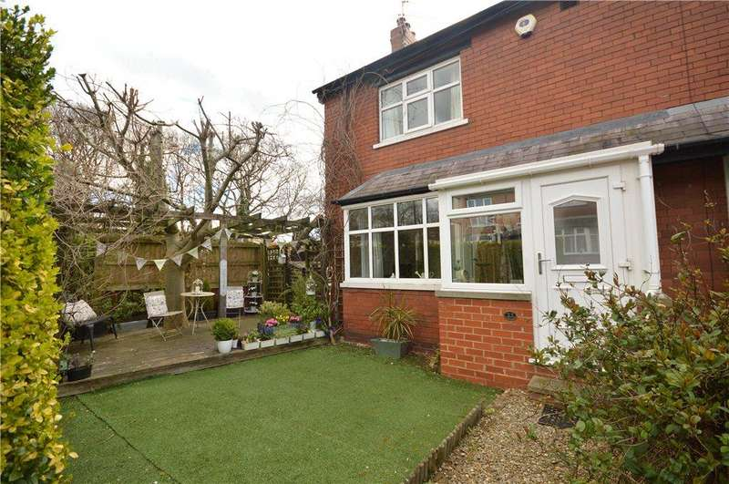 3 Bedrooms Terraced House for sale in Sunnybank Road, Horsforth, Leeds, West Yorkshire