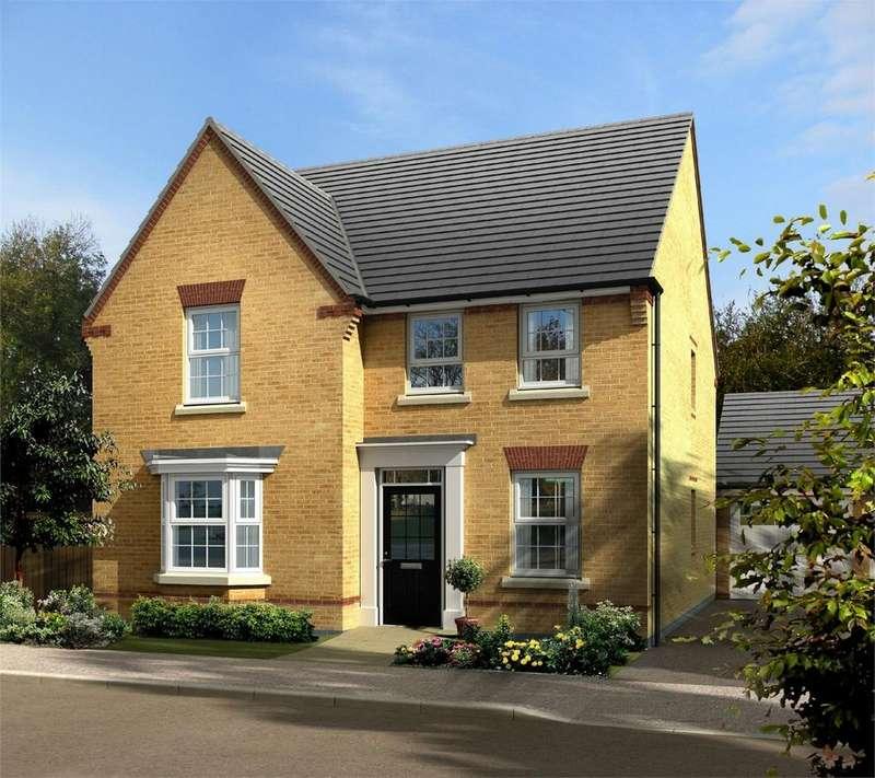 4 Bedrooms Detached House for sale in Kingsley Manor, Station Road, Langford, Bedfordshire
