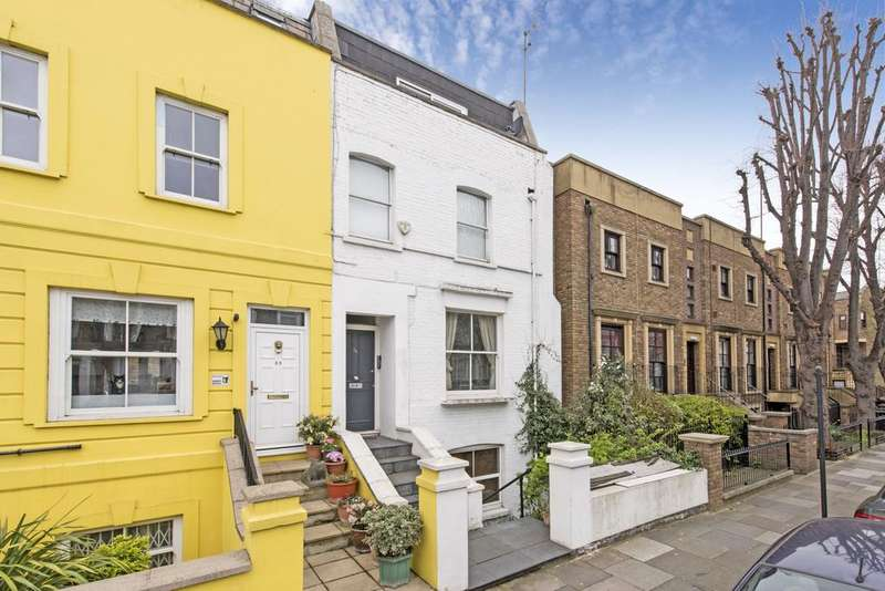 1 Bedroom Flat for sale in Maxwell Road, SW6
