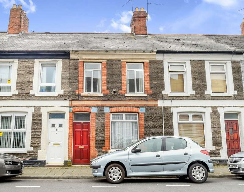 2 Bedrooms Terraced House for sale in Cyfarthfa Street, Cardiff