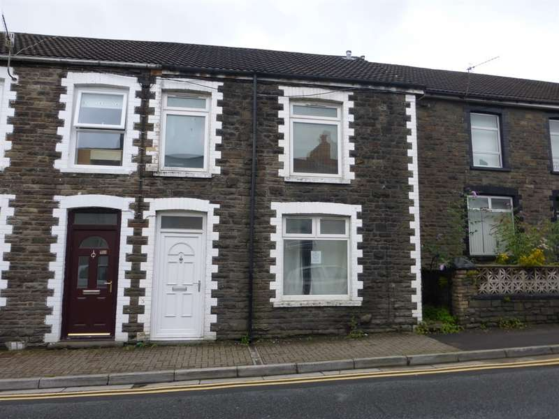 4 Bedrooms End Of Terrace House for sale in Wood Road, Pontypridd