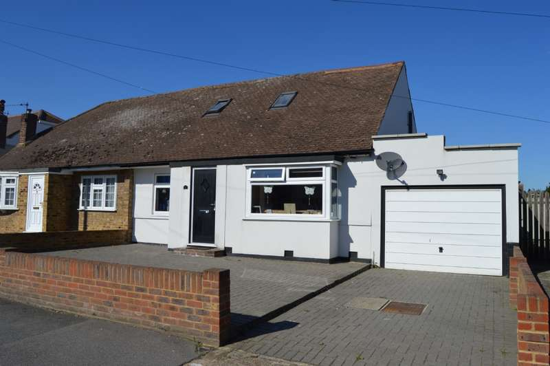 3 Bedrooms Semi Detached House for sale in Harrow Crescent, Romford