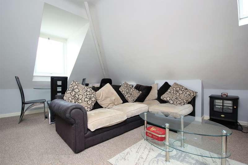 1 Bedroom Flat for sale in Comer Gardens, St Johns, Worcester