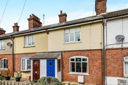 2 Bedrooms Terraced House for sale in Harwich, Essex
