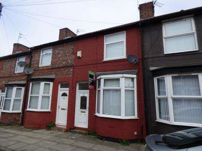 2 Bedrooms Terraced House for sale in Somerton Street, Liverpool, Merseyside, Uk, L15