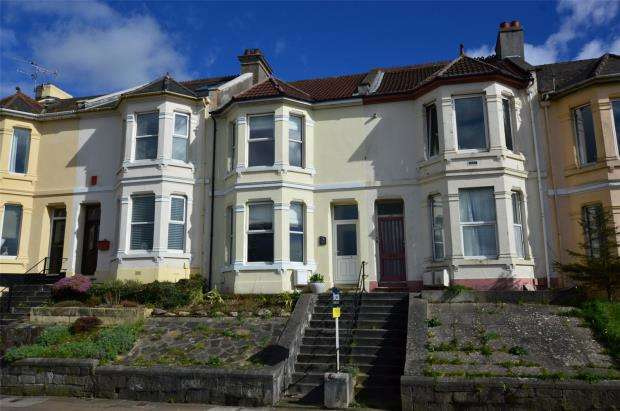 3 Bedrooms Terraced House for sale in Saltash Road, Keyham, Plymouth, Devon
