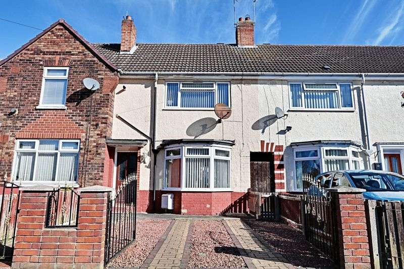 2 Bedrooms Terraced House for sale in Arram Grove, Hull
