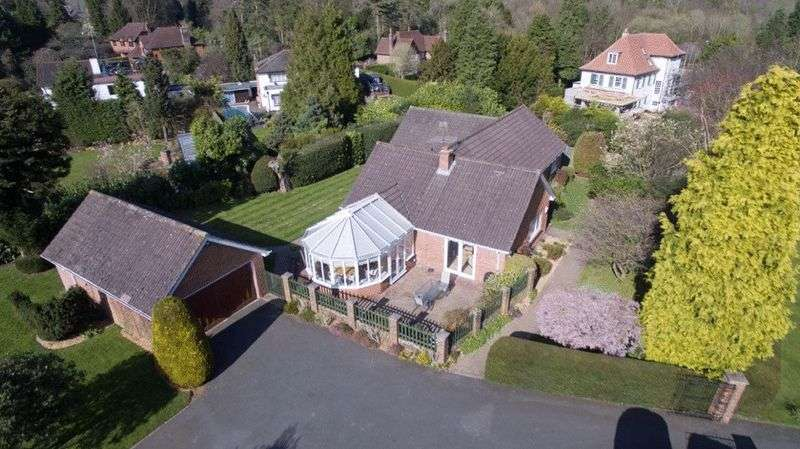 4 Bedrooms Detached Bungalow for sale in Walton on the Hill