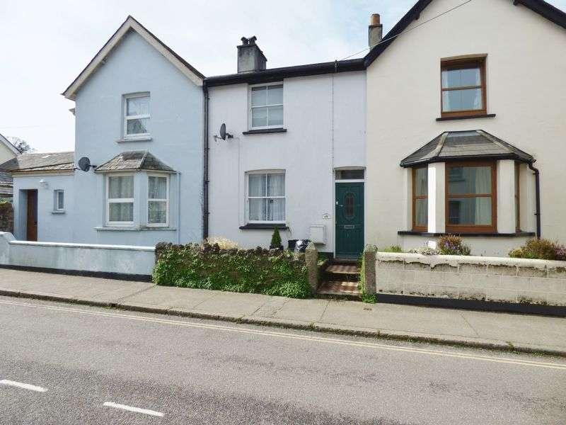 2 Bedrooms Terraced House for sale in Kempley Road, Okehampton