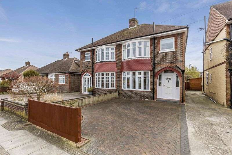 3 Bedrooms Semi Detached House for sale in Second Avenue, Farlington