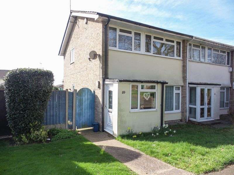 3 Bedrooms Terraced House for sale in Symons Avenue, Leigh-On-Sea