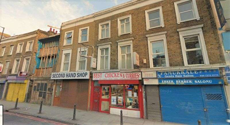 1 Bedroom Flat for sale in Balls Pond Road, London N1