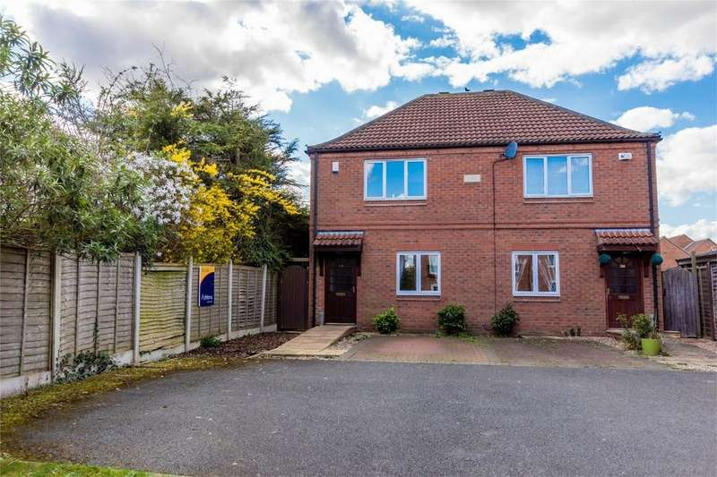 2 Bedrooms Semi Detached House for sale in New Lane, Huntington, YORK