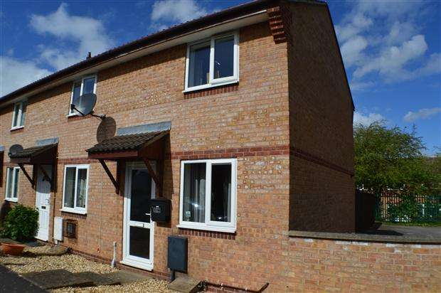 2 Bedrooms End Of Terrace House for sale in Farthing Road Bridgwater TA6