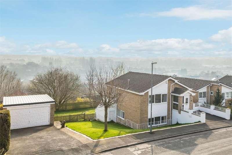 4 Bedrooms Detached House for sale in Merlin Court, BATLEY, West Yorkshire