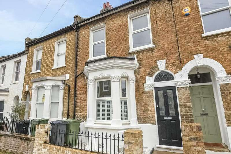 4 Bedrooms Terraced House for sale in Northway Road, Camberwell, SE5