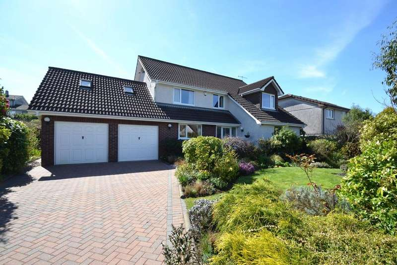 5 Bedrooms Detached House for sale in Gilbert Road, Bodmin