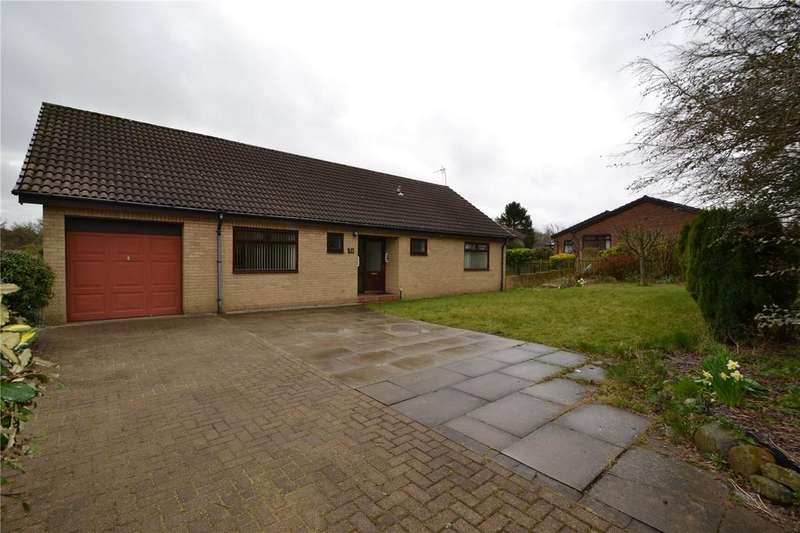 2 Bedrooms Detached Bungalow for sale in Lumley Drive, Oakerside Park, Peterlee, Co.Durham, SR8