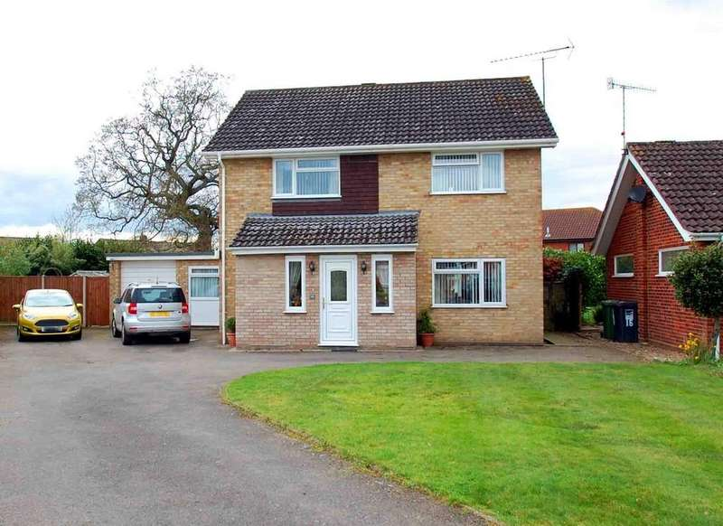 4 Bedrooms Detached House for sale in Mayfield Way , North Walsham