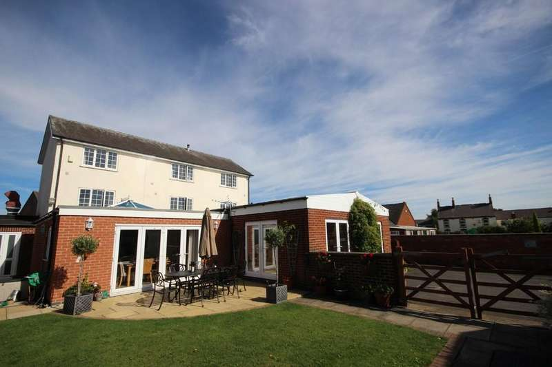 7 Bedrooms Semi Detached House for sale in Melbourne Road, Ibstock